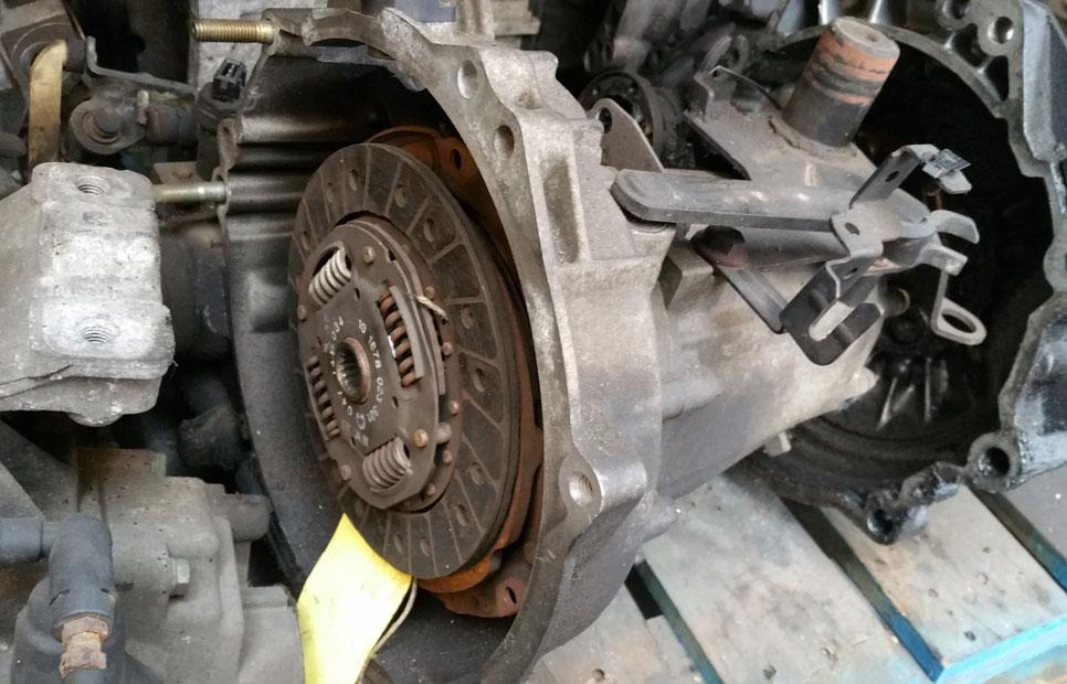 auto onderdelen gebruikt