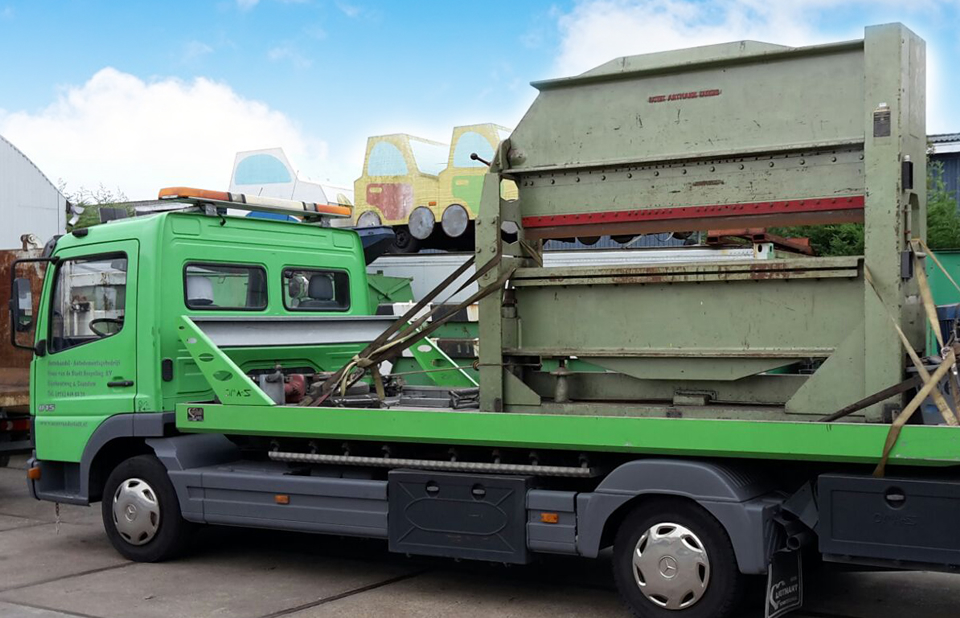 Onne van de Stadt Recycling BV Zaanstreek Amsterdam Noord-Holland
