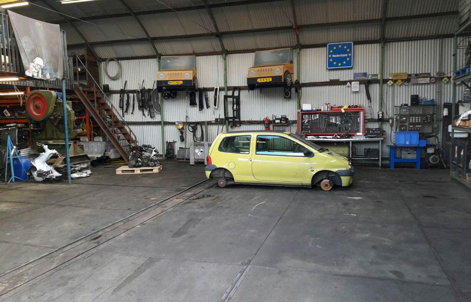 auto sloperij gebruikte onderdelen verkoop